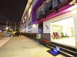 AIRY Suvarnabhumi Hotel, hotel en Lat Krabang