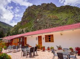 Intitambo Hotel, hotel in Ollantaytambo