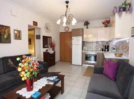 Luxury flat in Platamonas 2' from the beach! Great VFM!!!