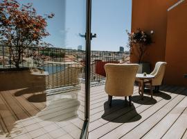 BessaHotel Baixa – hotel w Porto