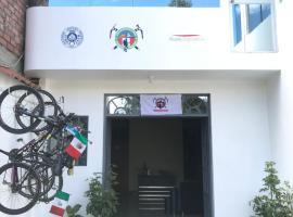 Buenaventura Perú Guest House, B&B in Huaraz