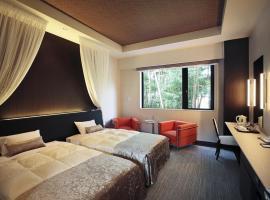 桜庵河口湖ホテル