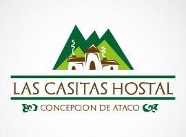 Las Casitas Hostal-Ataco