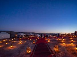 Maroc Agafay desert Camp