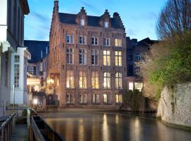 Hotel Bourgoensch Hof, hotel near Beguinage, Bruges