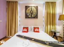 ZEN Rooms Basic Glitz Bangkok Hotel.