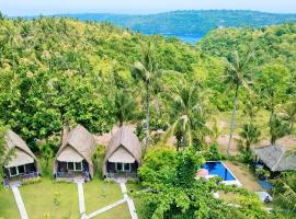 Namaste Bungalows, hotel in Nusa Penida