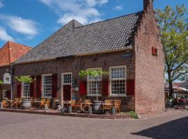 Herberg de Gouden Leeuw, accessible hotel in Bronkhorst