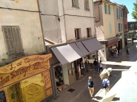 appartement provençal centre ville 50m du port