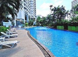 Chatuchak 1 BR apartment near Mo Chit, accessible hotel in Bangkok