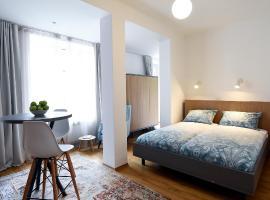 City Centre Chic Apartment Ljubljana 4/4