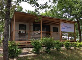 CHERRY Comfort Mobile homes Zelena Laguna
