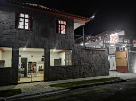 Los Wayruros de Anita Ollantaytambo, hotel in Ollantaytambo