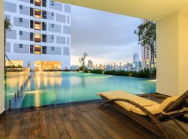 June Home RIVERGate Luxury, self catering accommodation in Ho Chi Minh City
