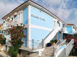 Stratos Hotel, hotel in Pythagoreio