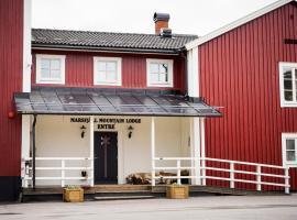 Marsfjäll Mountain Lodge Hotel