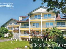 Hotel Garni & Appartementhaus Fichtenwald