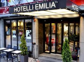 Hotel Emilia, hotel in Hämeenlinna
