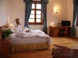 Hotel-Zámeček