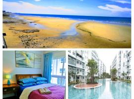 The Trust Condo Huahin city Beach apartment