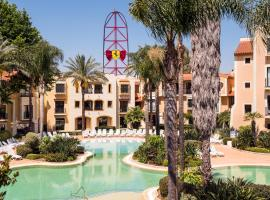 PortAventura® Hotel PortAventura - Includes PortAventura Park Tickets, hotel near PortAventura, Salou