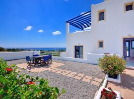 Galini - Stillness - Mediterranean Sea, hotel in Lachania