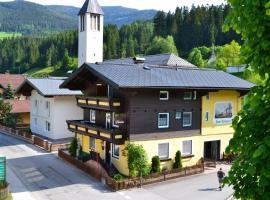 Pension Haus Rohrmoser