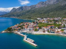 Tonka Apartments, room in Gradac