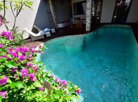 Cantika Villa, hotel with pools in Gili Trawangan