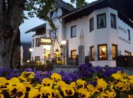 Gasthof Pension Gaistal, hotel near King's House on Schachen, Leutasch