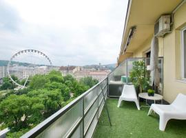 Creative Apartment - Incredible view with terrace