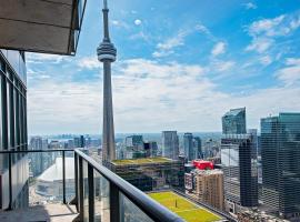 Luxury Penthouse with unbeatable view, spacious 3/3