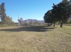 Camping valle del elqui Las Rojas