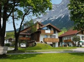 Appartments Simone, pet-friendly hotel in Ehrwald