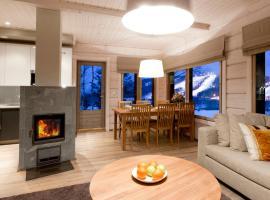 Helmikkäpolku Cottage, hotel in Jämsä
