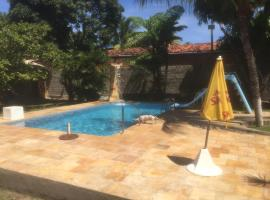 Casa de praia na Barra de Santo Antônio AL