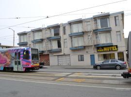 Beach Motel, hotel near Lands End, San Francisco