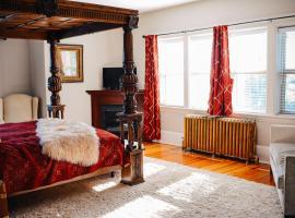 Dashwood Manor Seaside Bed & Breakfast