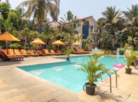 Kyriad Prestige Calangute, Goa
