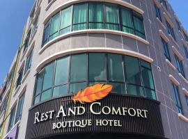 Rest And Comfort Boutique Hotel