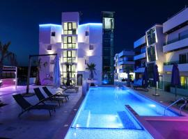 Boutique Residence Cosmopolis 1, luxury hotel in Bibinje