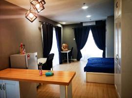 Kampar Champs Elysees, Sanctuary Studio unit 12A21