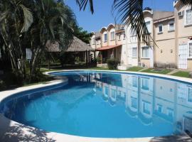 Villa vacaciones ixtapa