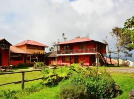 Casa de Campo Las Orquideas Runtun