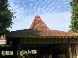 Pondok Tingal Borobudur