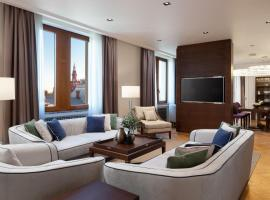 Residences Moscow - Serviced Apartments, hotel near Red Square, Moscow