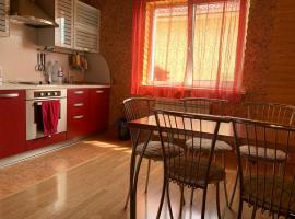 """Бунгало """"Крисмарк, self catering accommodation in Yakty-Kul"""