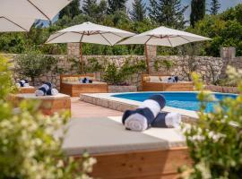 Kis Residence, luxury hotel in Korčula