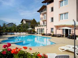 Hotel Bellaria, hotel near Terme of Levico and Vetriolo, Levico Terme