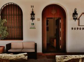 Casa Rural Arenas de El Rocio, hotel in El Rocío